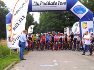 III etap Podhale Tour 2018